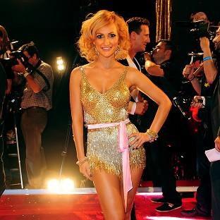 Strictly Come Dancing dancer Aliona Vilani
