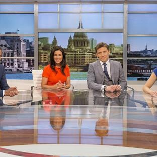 This Is Local London: Good Morning Britain's new presenting team features Sean Fletcher, Susanna Reid, Ben Shephard and Charlotte Hawkins