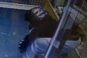 PICTURES: £2,000 reward after axe smash and grab