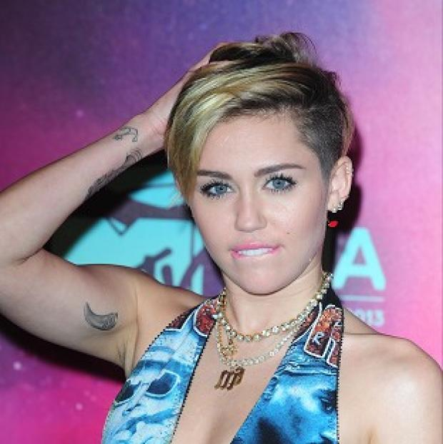 This Is Local London: Miley Cyrus spent six nights in hospital after suffering an allergic reaction to medication