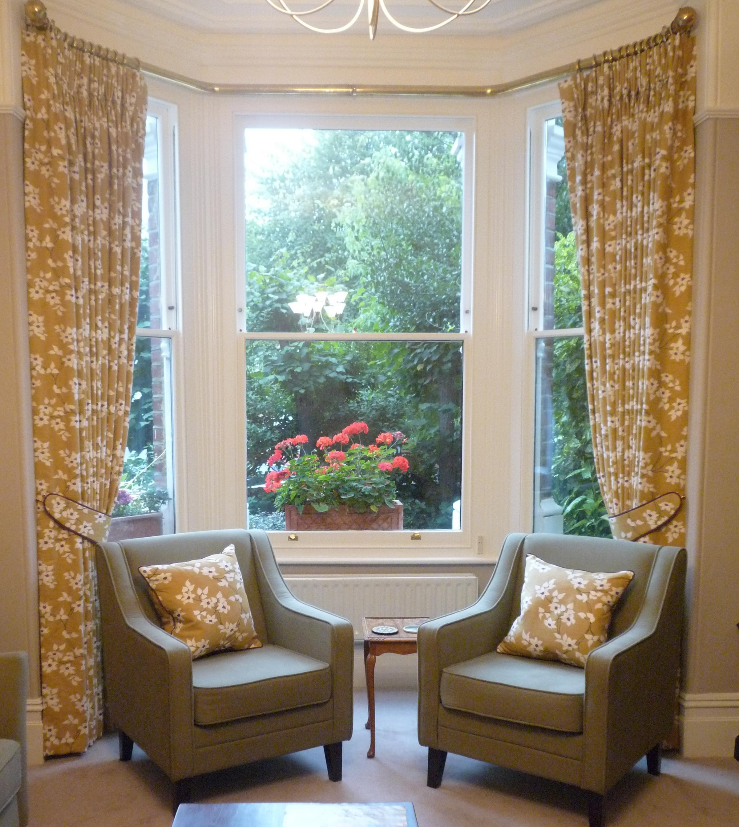 How to choose window coverings: Home decorating tips from Bromley interior designer