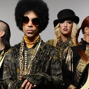Prince and his bandmates are embarking on a tour of UK arenas
