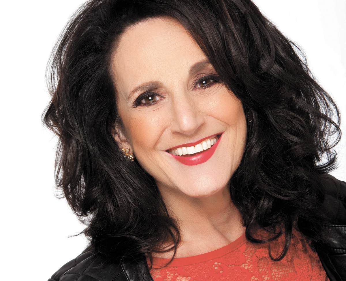 Lesley Joseph is in Hot Flush at the Harrow Arts Centre