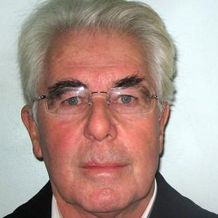 This Is Local London: Police custody photograph of disgraced PR guru Max Clifford, who was jailed for eight years for a string of indecent assaults on four women (Metropolitan Police/PA)