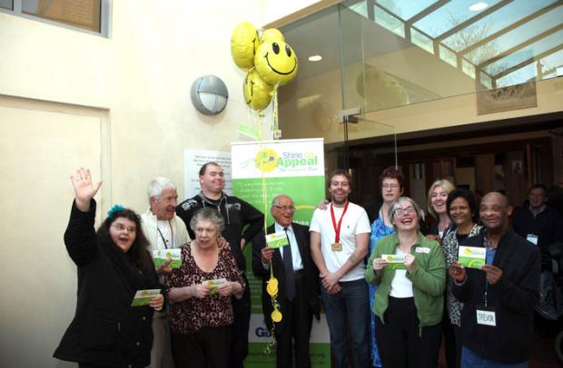 The Shine On appeal has raised £35,000 for The Sunnybank Trust since last April