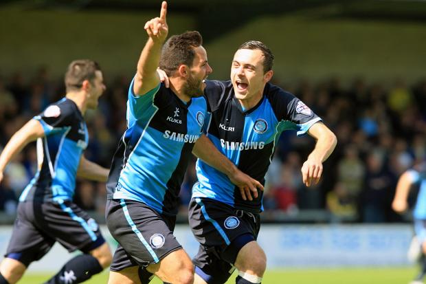This Is Local London: Sam Wood is staying at Adams Park