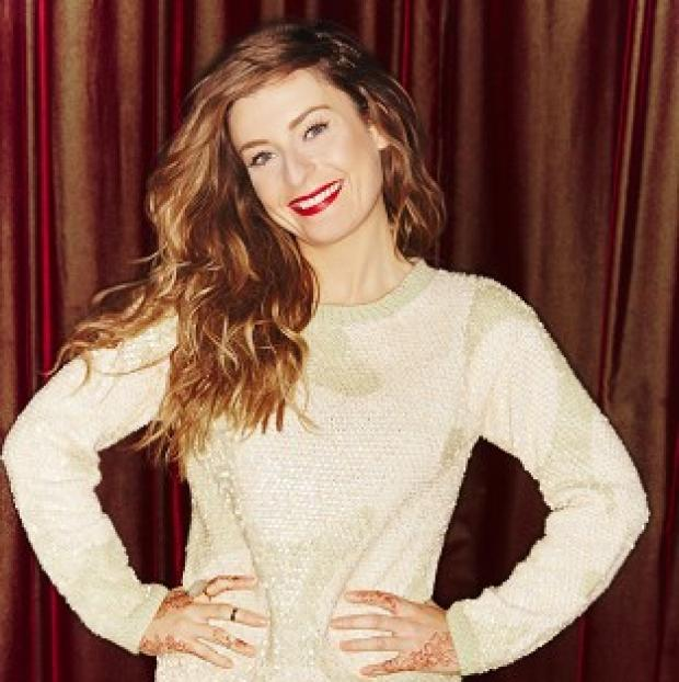 This Is Local London: Molly Smitten-Downes is the UK's entry for Eurovision
