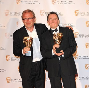 Harry Enfield and Paul Whitehouse have made a show to mark BBC Two's 50th anniversary