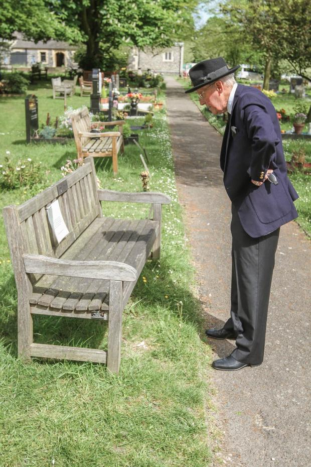 This Is Local London: 'Disgusting' - anger as memorial benches removed from crematorium