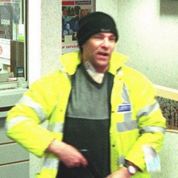 This Is Local London: Michael Wheatley was held in London hours after allegedly robbing a building society in Surrey