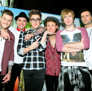 McFly and Busted are planning to record an album together as McBusted