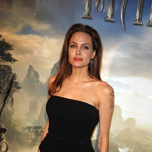 Jolie: I never thought I'd be a mum