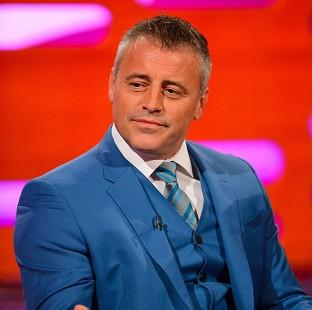 This Is Local London: Matt LeBlanc is back with another instalment of Episodes