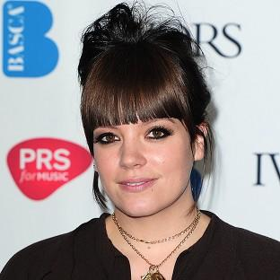 Lily Allen hit top spot in the albums chart with her third release Sheezus.