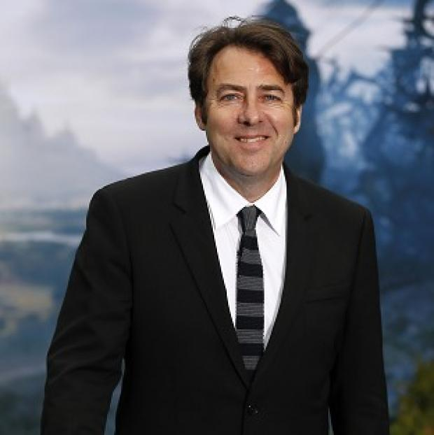This Is Local London: Jonathan Ross hinted about the upcoming revamp of his talk show