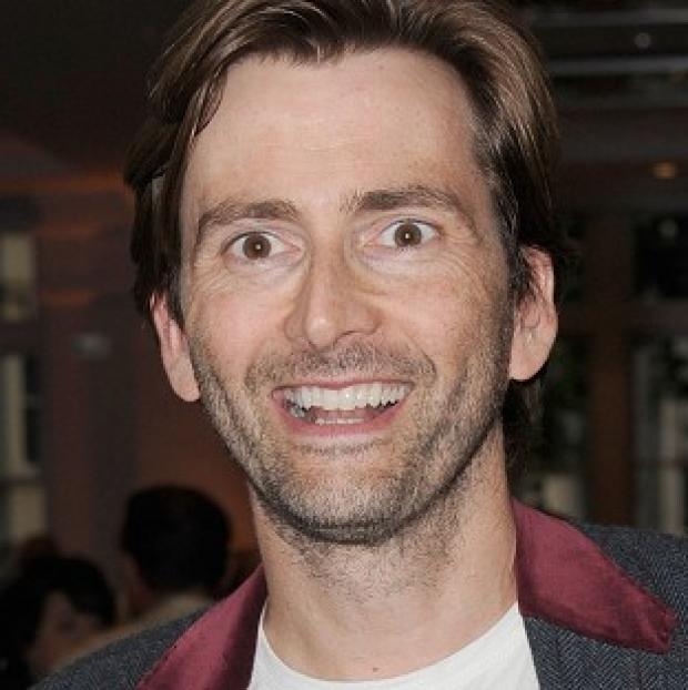 This Is Local London: David Tennant will return to his role as Detective Inspector Alec Hardy