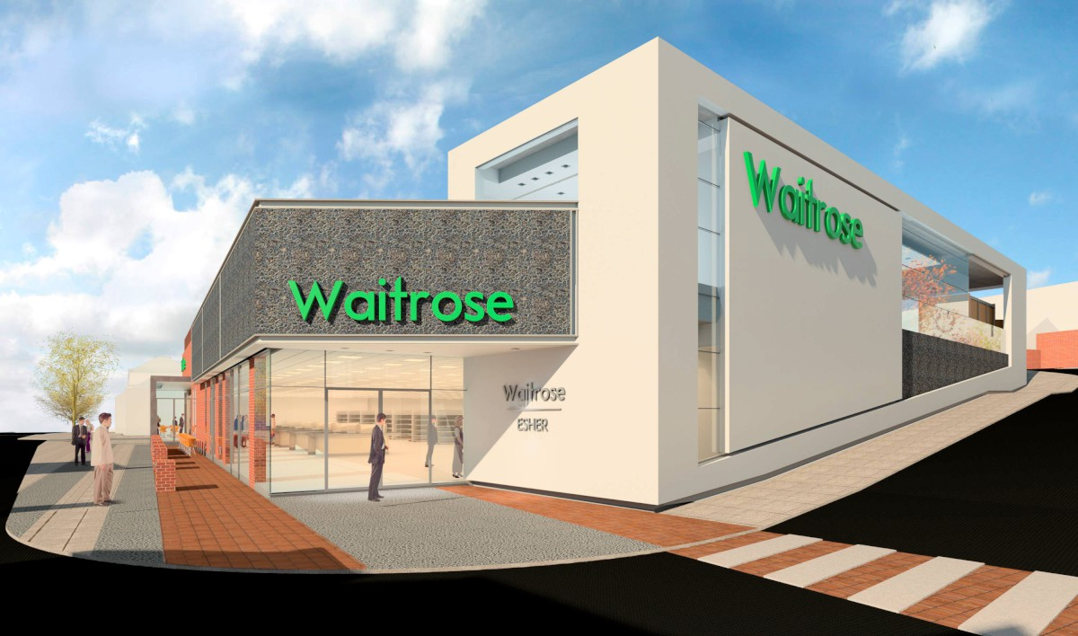 Waitrose: Looking to grow in Esher