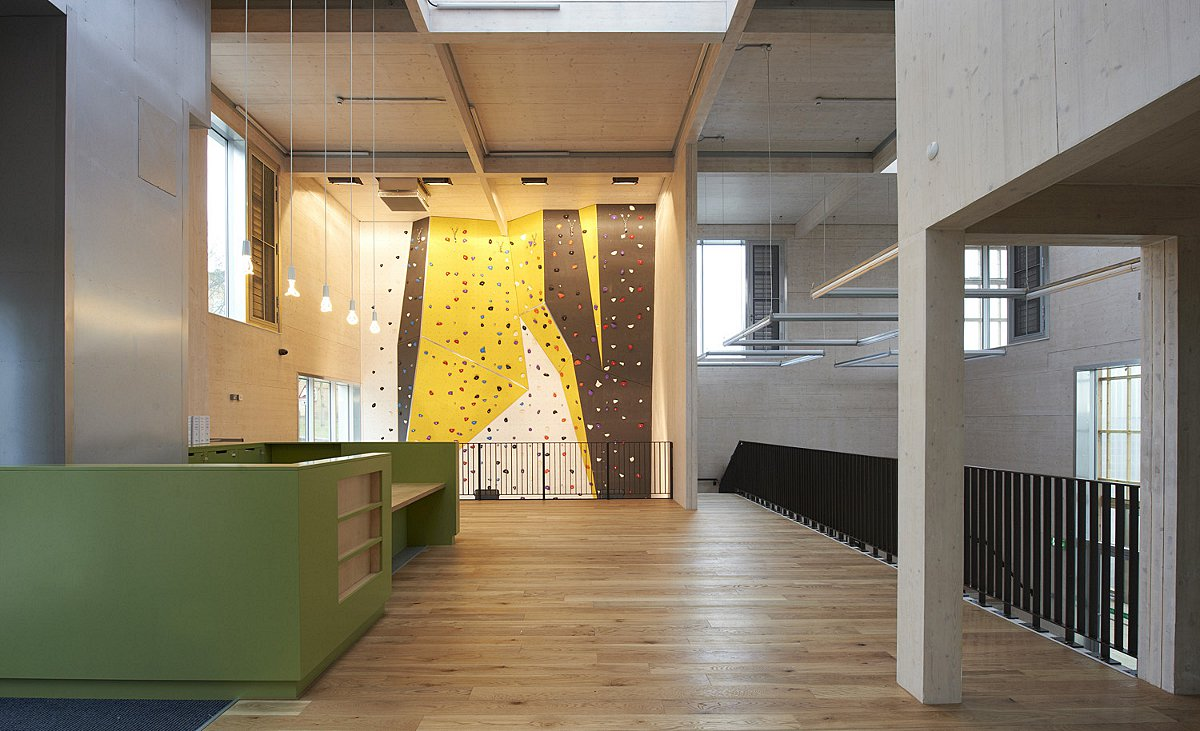 New £3.5m Sydenham youth centre scoops major architectural award