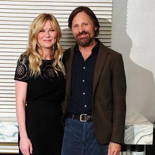 Kirsten Dunst and Viggo Mortensen, stars of The Two Faces Of January