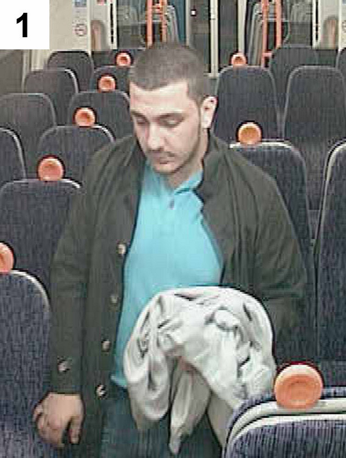 WATCH: CCTV released after man is robbed on London Victoria train, trying to escape at Bromley South
