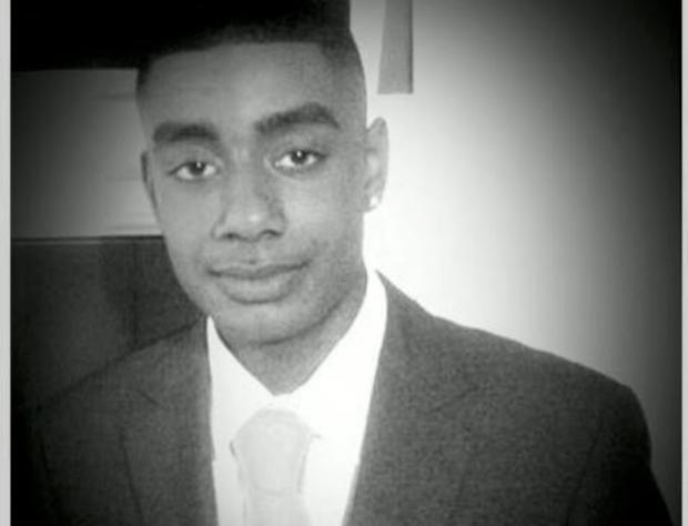 Stabbed: Four people have been charged over Jamil Palmer's death