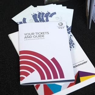 People wanting to buy tickets for the Commonwealth Games have been faced with long delays and problems with transactions (PA/Glasgow 2014)