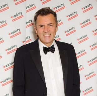 Duncan Bannatyne was stopped by poli