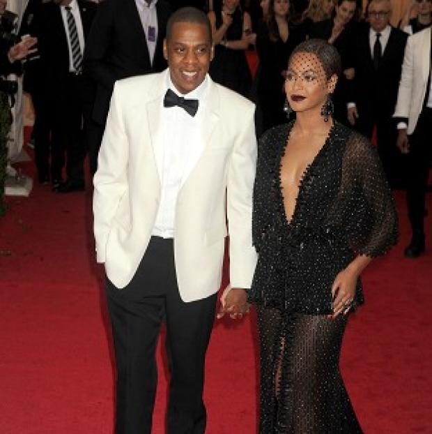 This Is Local London: Fans are urging Jay Z and Beyonce to make a real film of their spoof online movie trailer