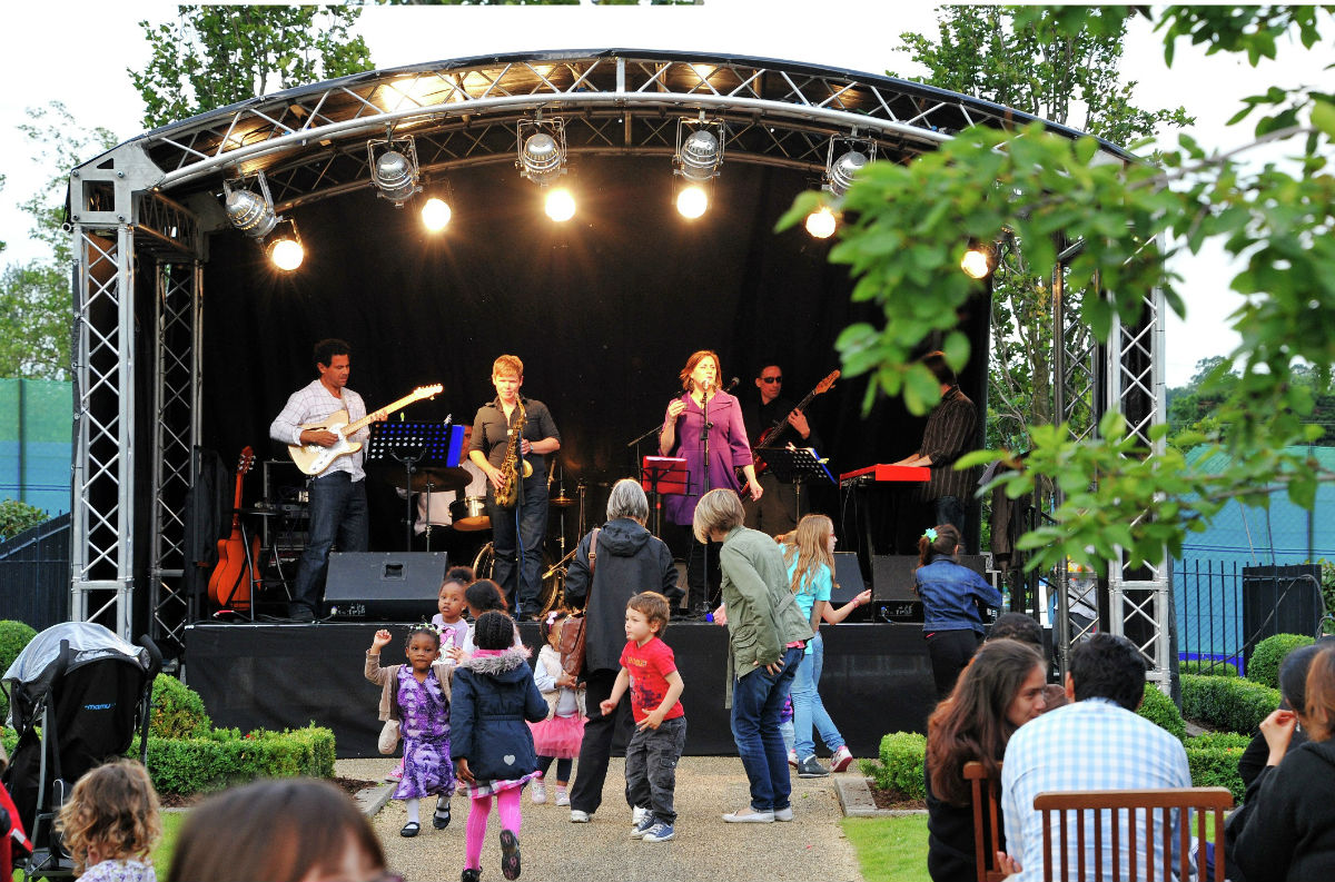 Concert in the Park comes to Colindale this summer