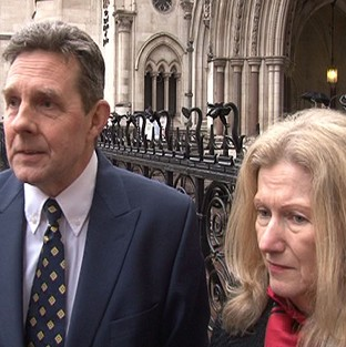 Retired British couple Paul and Sandra Dunham both 58, who attempted to take their own lives are to be extradited to the US today, their solicitors have said.