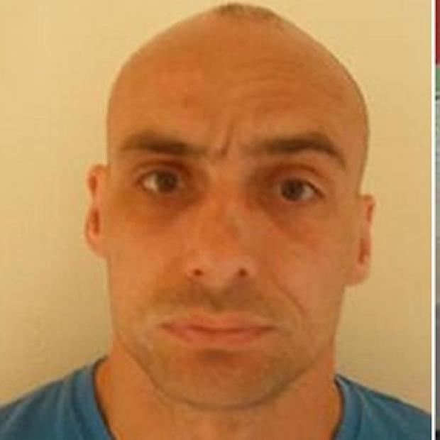 This Is Local London: Anthony Peloe has been recaptured after absconding from an open prison (Cheshire Police/PA)