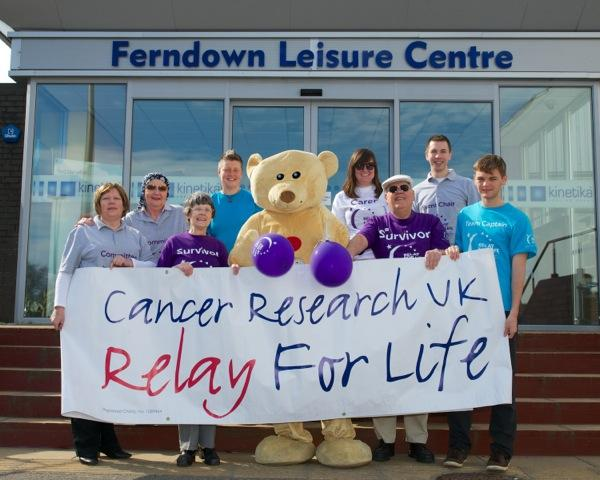 Relay for Life was a success in Bournemouth but has had to be cancelled in Edmonton