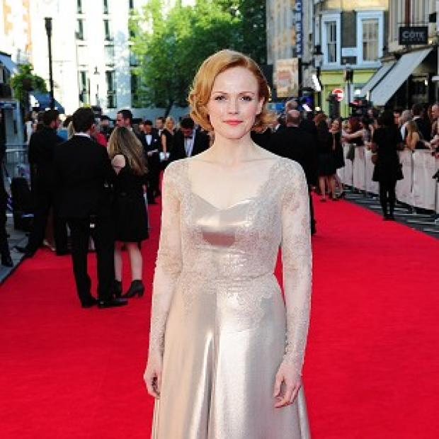 This Is Local London: Maxine Peake says more needs to be done to recognise British TV