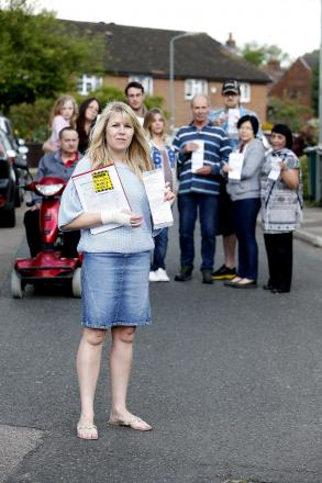 Anger over 'idiotic' parking fines in quiet street