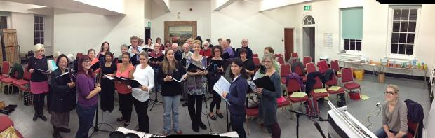 This Is Local London: Woolwich Singers