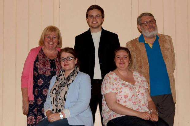 Desborough Players: Taking to the stage