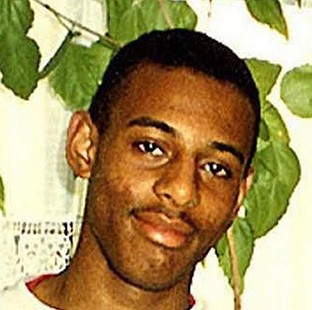 Stephen Lawrence, who was murdered in a racist attack
