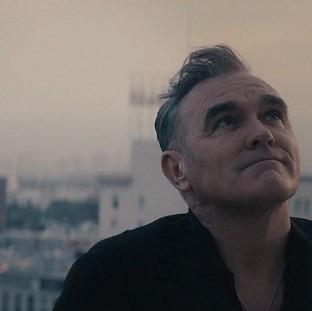 This Is Local London: Morrissey has filmed a video with Pamela Anderson