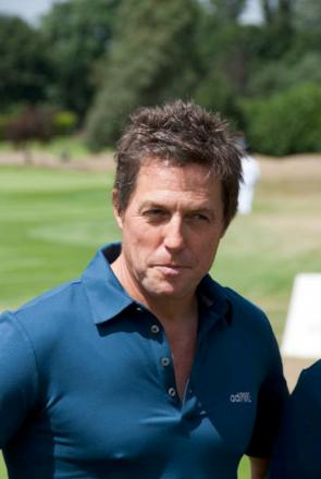 Hugh Grant: On the panel