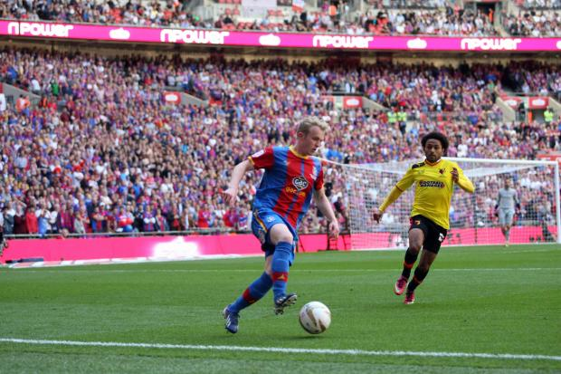 Moving on: Jonny Williams has admitted that Swansea City are showing an interest in the Welsh kid's skill              SP76612