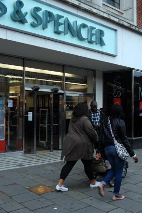 Woolwich M&S to close, with Lewisham store losing a floor