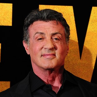 Sylvester Stallone is the star of the Expendables films