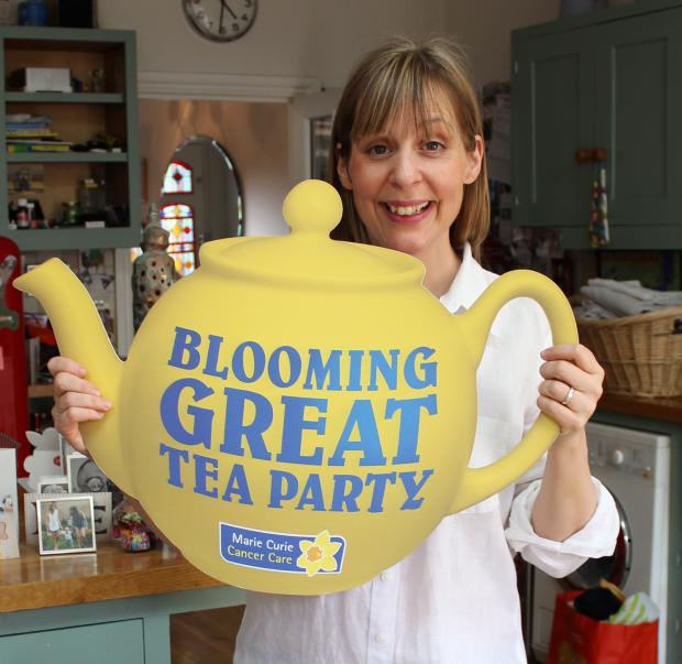 Great British Bake Off presenter Mel Giedroyc is supporting the initiative
