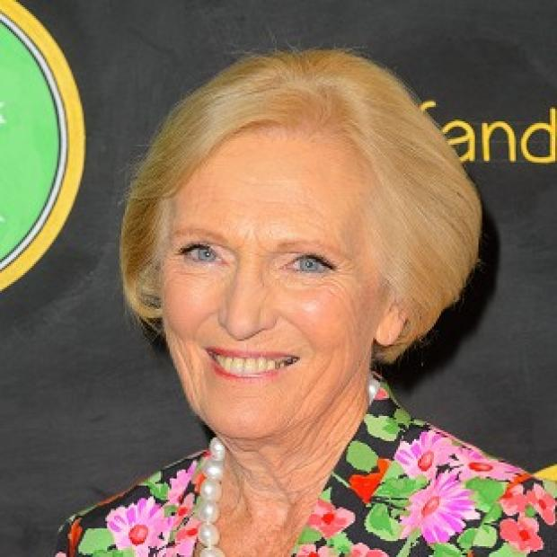 This Is Local London: Food writer Mary Berry
