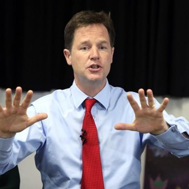 This Is Local London: Nick Clegg has sounded a rallying call to the Liberal Democrats after recent poll reverses.