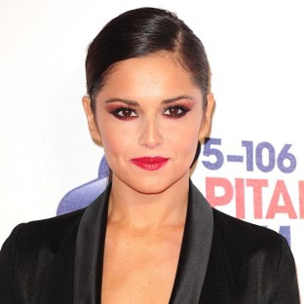 This Is Local London: Cheryl Cole said she's excited about Kimberley Walsh's pregnancy