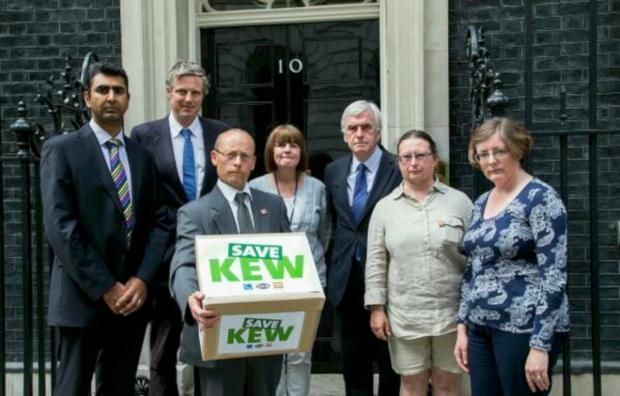 All about Kew: The petitioners at No10