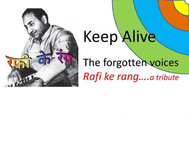 "This Is Local London: ""Rafi Ke Rang"".....moods of Mohmammad Rafi...."