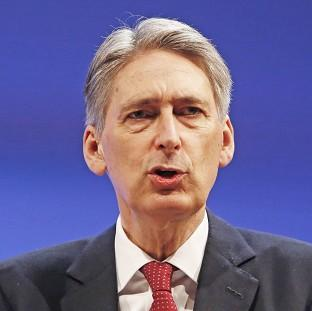 Defence Secretary Philip Hammond insisted recruitment to the reserves is on tr