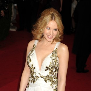 Kylie Minogue has continued acting while focusing on her pop career